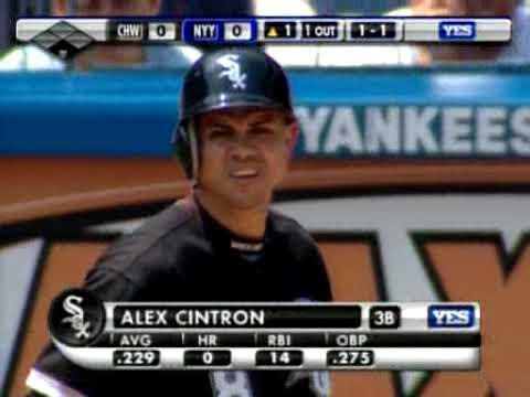 08 02 2007   Chicago White Sox At New York Yankees   MLB TV