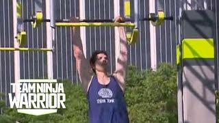 Season 2, Episode 8: Noah Kaufman vs. Sean Darling Hammond | Team Ninja Warrior