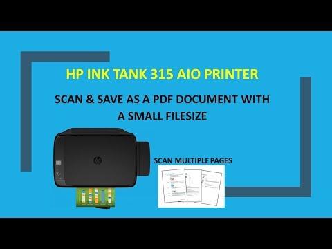 Cara Scan Di Printer Hp Ink Tank 315 Mastekno Co Id
