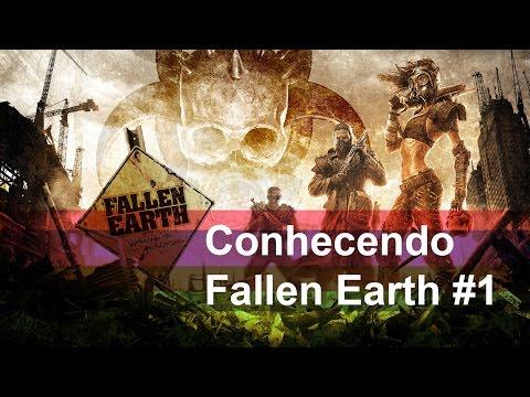 Fallen Earth – Conhecendo Game –  Gameplay #01