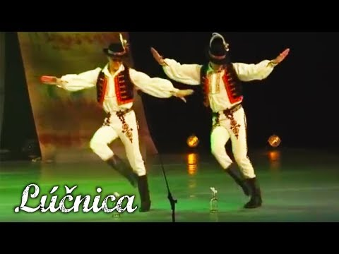 Lúčnica - THE BOTTLE DANCE