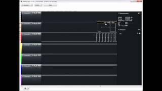 Decoding a Webkey's EEPROM I2C bus with the Saleae Logic Analyzer