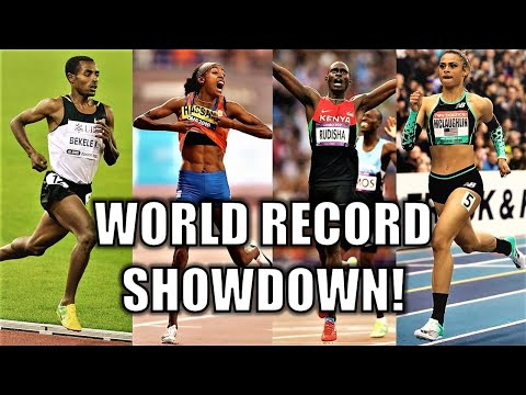 WORLD RECORDS to