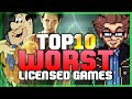 Top 10 worst licensed games austin eruption mp3