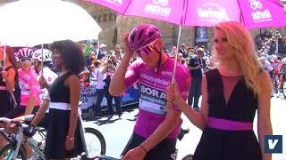 """Giro d'Italia, Conti: """"Cercherò di tenere questa maglia"""""""