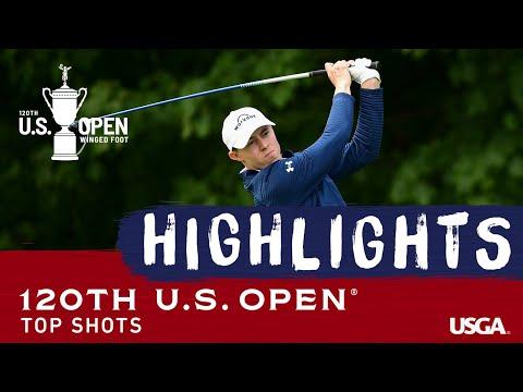 2020 U.S. Open: Top Shots