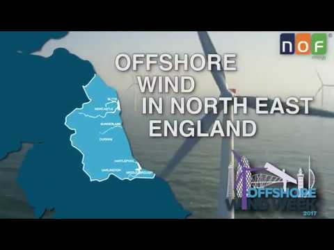 Offshore Wind Week: NOF Energy Offshore Wind North East Conference & Exhibition 2017