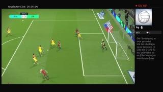 PES2018 Romania vs Jordan