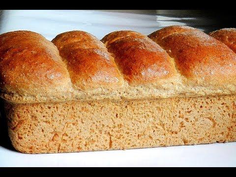 WHOLE WHEAT BREAD | 100% Whole Wheat Soft Bread Recipe