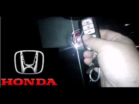 Honda KEY FOB Won't Work Start Car (Accord Civic Pilot ...