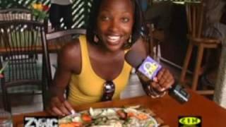 Jamaican Delicacy: Roast Fish