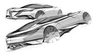 Open Lecture (How to sketch & Design a car)