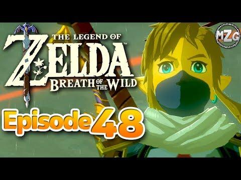Satori Mountain! New Memory! - The Legend of Zelda: Breath of the Wild Gameplay - Episode 48