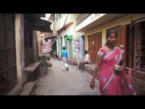 india varanasi market