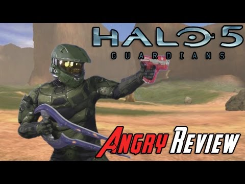 Halo 5 Guardians: Angry Review