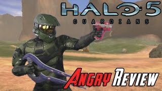 Halo 5: Guardians Angry Review