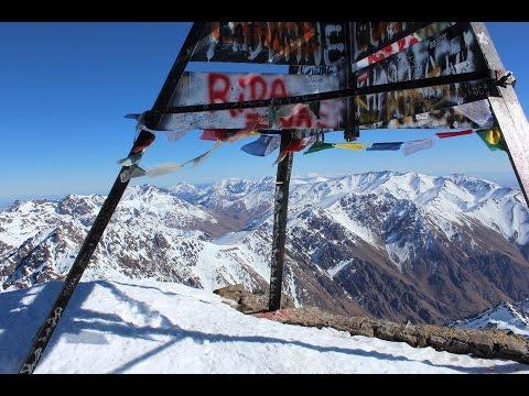 Imlil - Climbing Mt Toubkal, Atlas Mountains, Morocco
