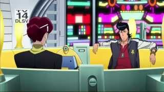Scarlet needs Dandys help in the next episode of Space Dandy.