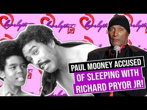 Paul Mooney Says He Did Not Sleep With Richard Pryor Jr.