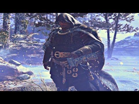 God of War 4 - Secret ENDING Kratos Meets THOR (God of War 2018) PS4 Pro