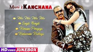 Kanchana Tamil Movie Songs | Back to Back Video Songs | Raghava Lawrence | Raai Laxmi | Thaman Hits