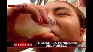 Tocosh, la penicilina del pueblo: otro inigualable reto callejero de Al Sexto Día