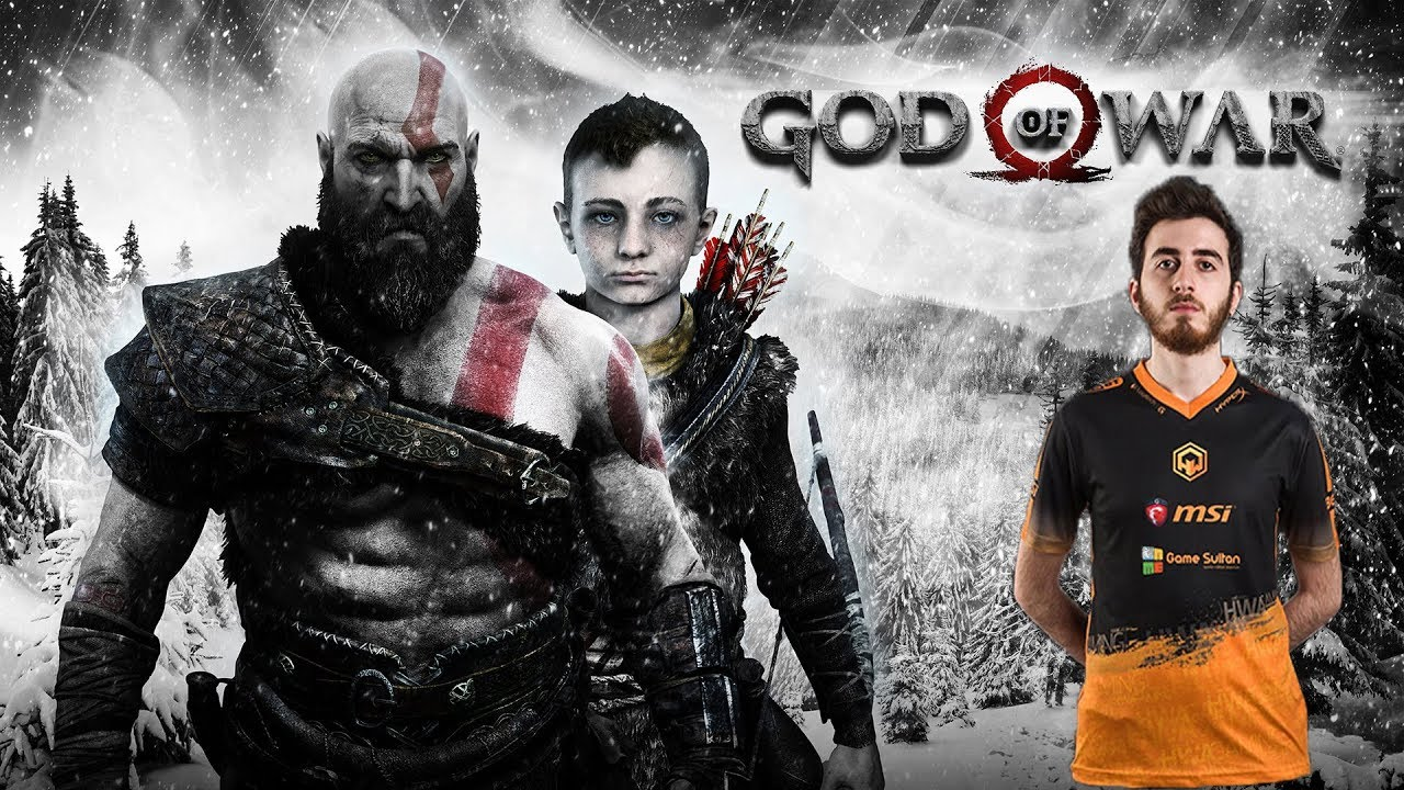 WTCN GOD OF WAR OYNUYOR #1 (21.04.2018)