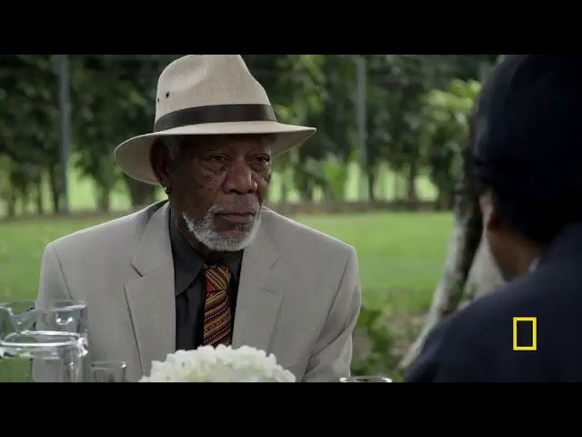 Entrevista de Morgan Freeman a Evo Morales