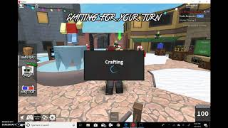 I Crafted Ginger Luger! ROBLOX MM2