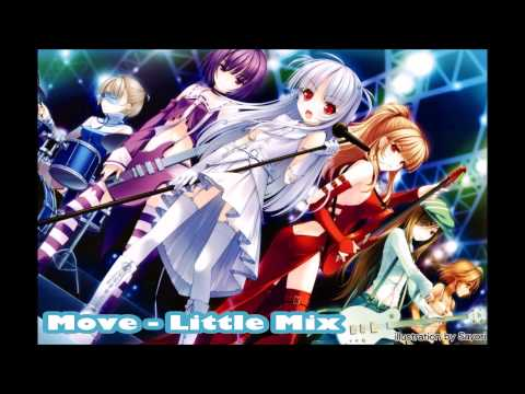 Nightcore - Move by Little Mix