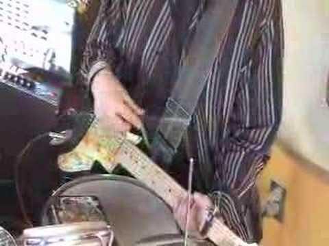 Georgetown Music Store  baritone electric guitar demo