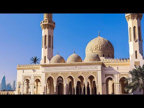 4K – DUBAI Spice Market to Jumeirah Mosque Dubai city tour Best places to visit