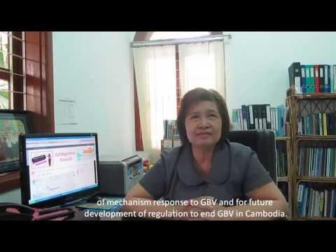 Gender Based Violence Ushahidi Mapping-Cambodia
