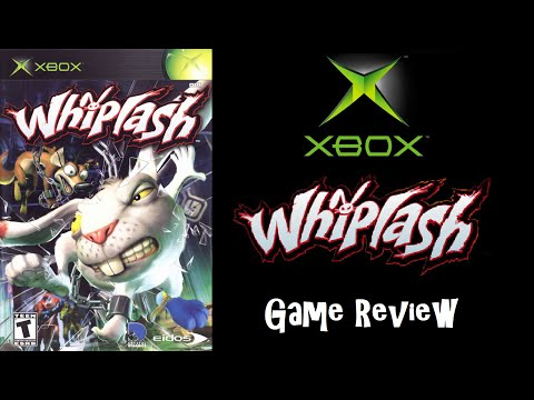 Whiplash Game Review-  Xbox