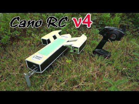 Hướng Dẫn Làm Cano RC Phiên Bản V4 -  Rigger Tôm Lai Bọ Cạp