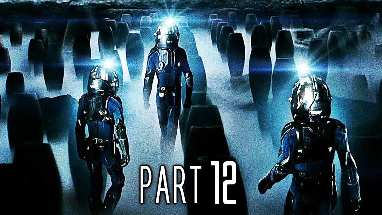 Alien Isolation Walkthrough Gameplay Part 12 - Alien Nest (PS4)