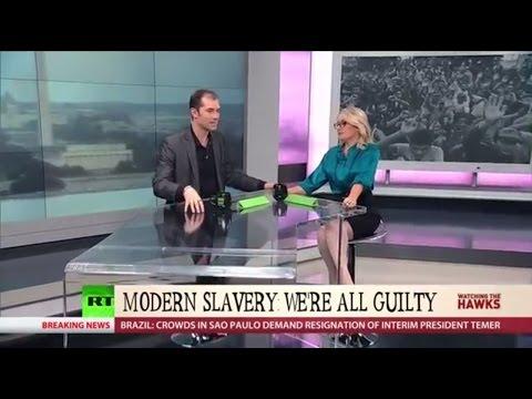 [249] The Global Slavery Epidemic & FBI Feeding Antisemitism