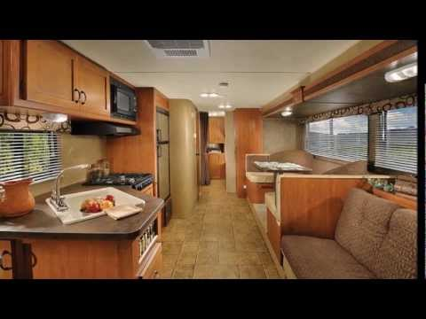 2013 Cherokee Grey Wolf 29bh Travel Trailer Video Walk