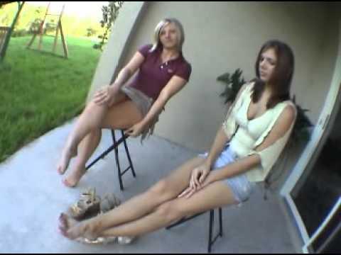 Watch their Feet Pov
