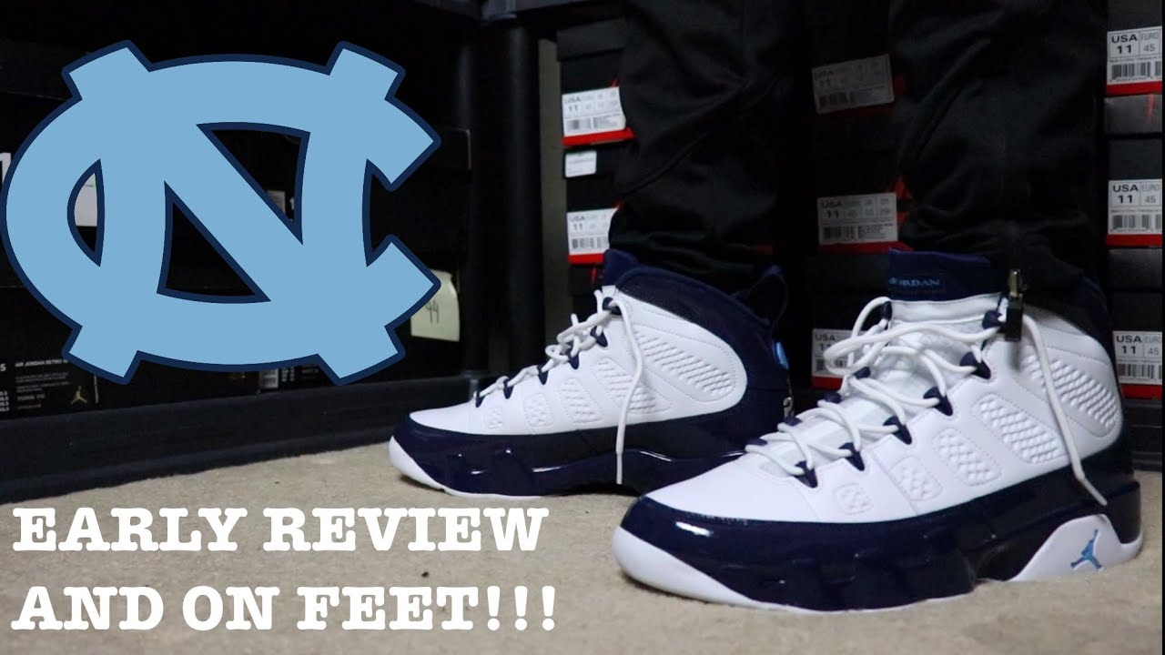 c4366a2788291b EARLY REVIEW AND ON FEET OF THE AIR JORDAN RETRO 9