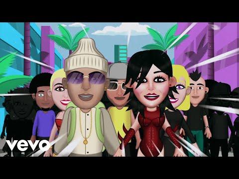 Alejandra Guzmán, Ñengo Flow – Vive Y Deja Vivir (Animated Video)