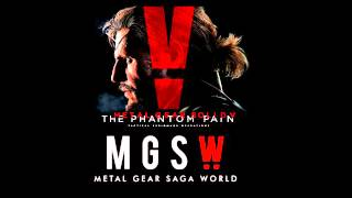MGSW PODCAST - Episodio 15: Especial METAL GEAR SOLID V THE PHANTOM PAIN
