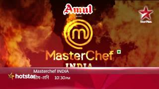 MasterChef India 4 Promo 11: A contestant cooks up a nutty dish!