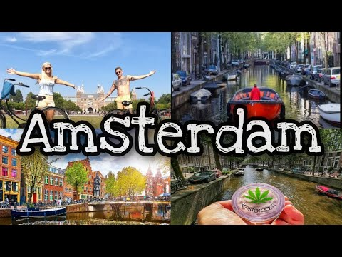 Weed and Shrooms in Amsterdam 2020 after lockdown