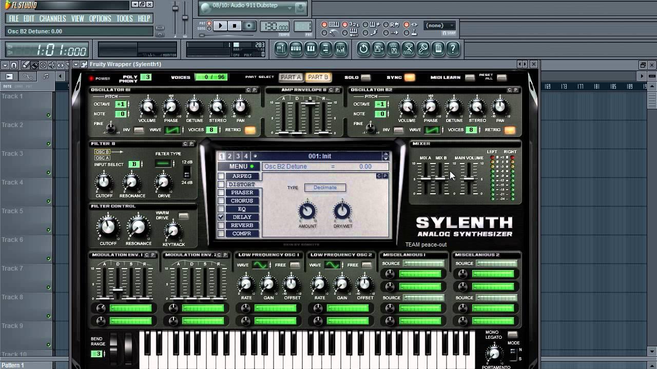 Скачать sylenth1 для fl studio 12 торрент.