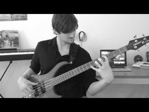 Portrait of Tracy (Jaco) - cover by Josh Fossgreen