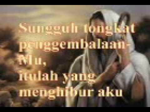 Tuhanlah Gembalaku - Mazmur 023 - PS 646