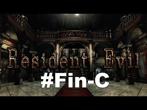 Resident Evil HD Remaster - Chris - Capitulo Final: Tyrant, el vacilon.