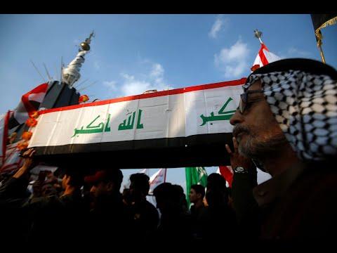 ميليشيات موالية لإيران تختطف مُتظاهرين في العراق  - نشر قبل 1 ساعة