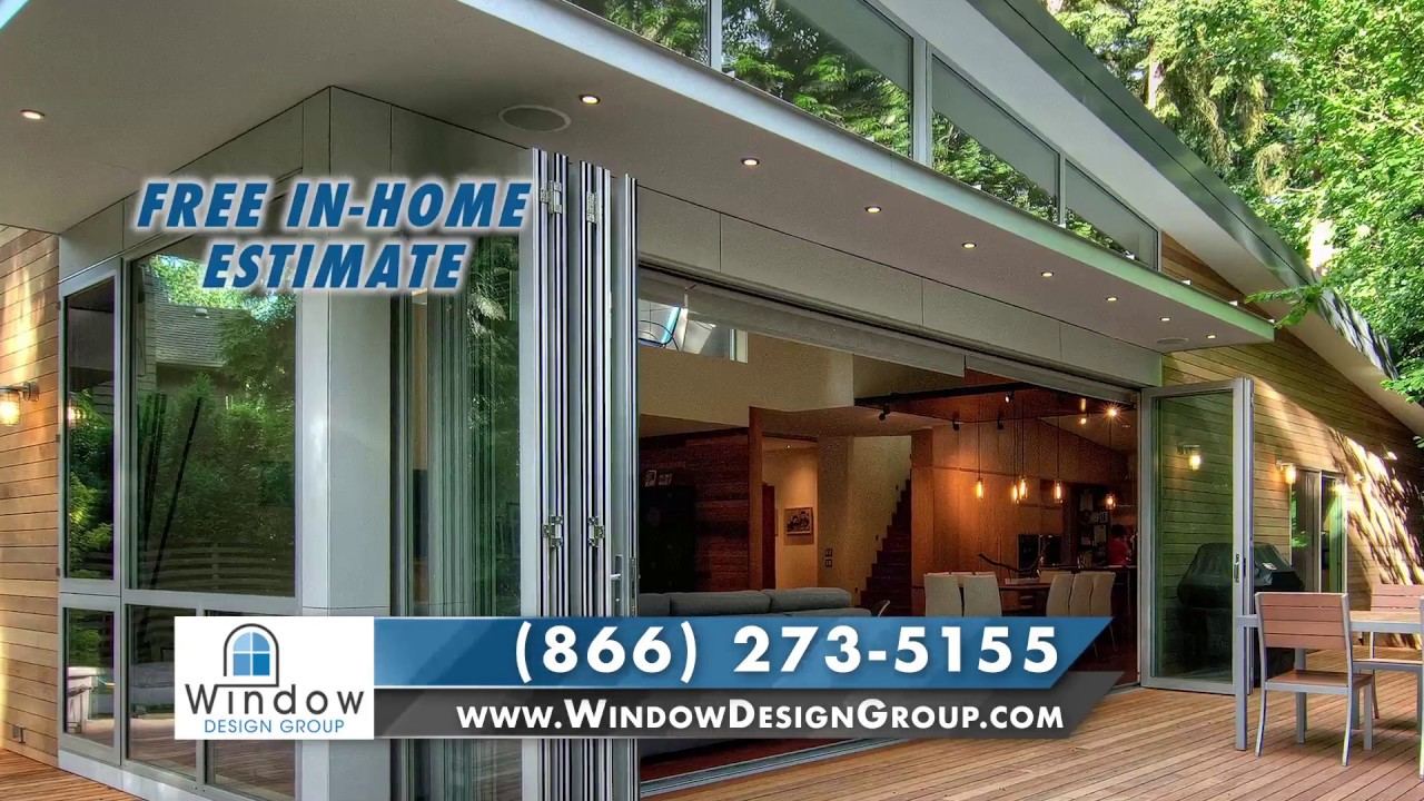 Window design group review commercial youtube for Window design group reviews